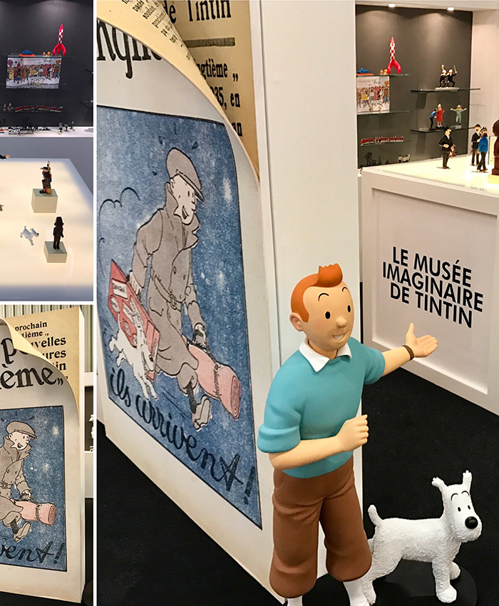 Tintin au salon du jouet nuremberg - Salon jouet nuremberg ...